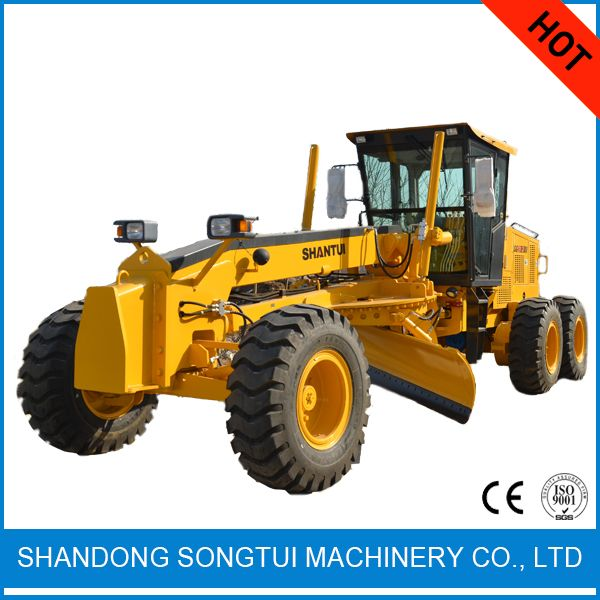 factory wholesale 17T SG21-3 motor grader for flat ground