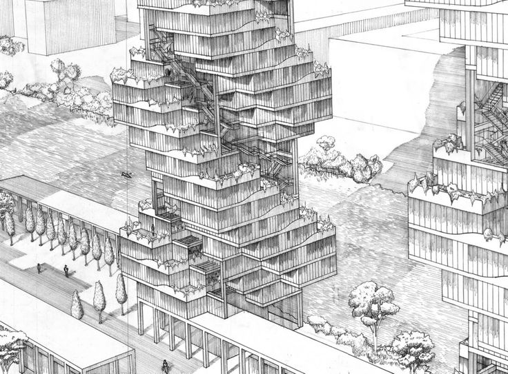 Best Images About Architectural Sketches On Pinterest Norman