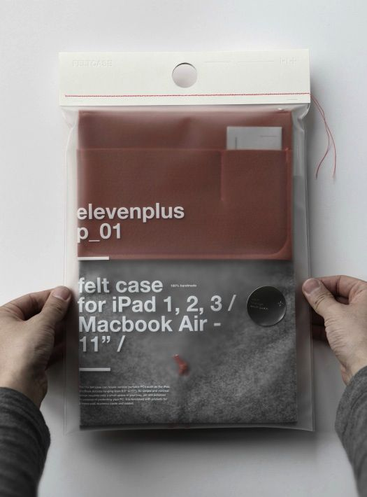 Engaging, interesting and aesthetically pleasing packaging.