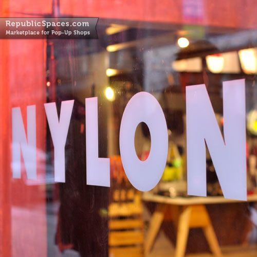 #nylon pop-up shop #nyc