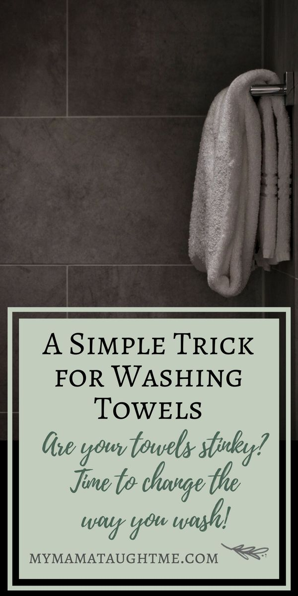 washing-towels