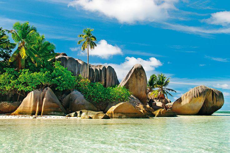 Seychelles. 115 isole, che sembrano opera di un vero artista...