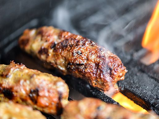 Cevapi (Southeastern European Meat and Onion Sausages) | Serious Eats : Recipes