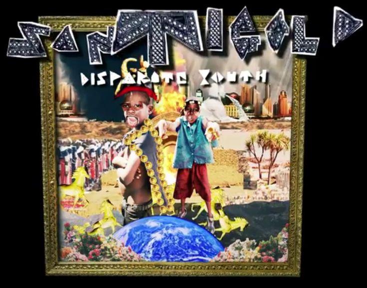 Santigold - Disparate Youth. Out tomorrow.