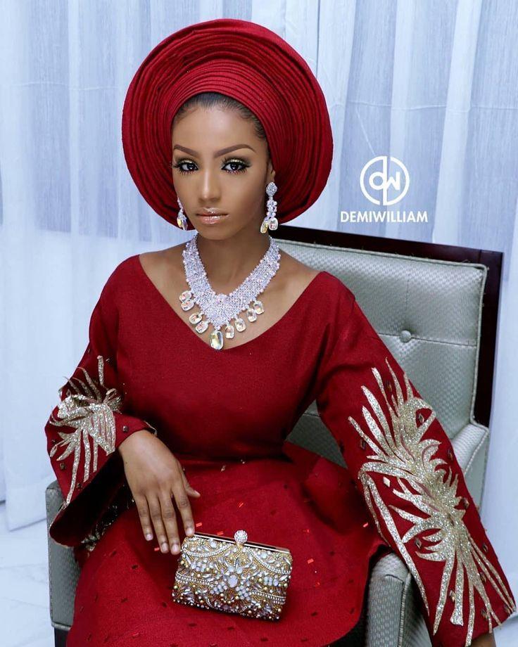 """Africa's Top Wedding Website on Instagram """"Drip 💧 Makeup"""
