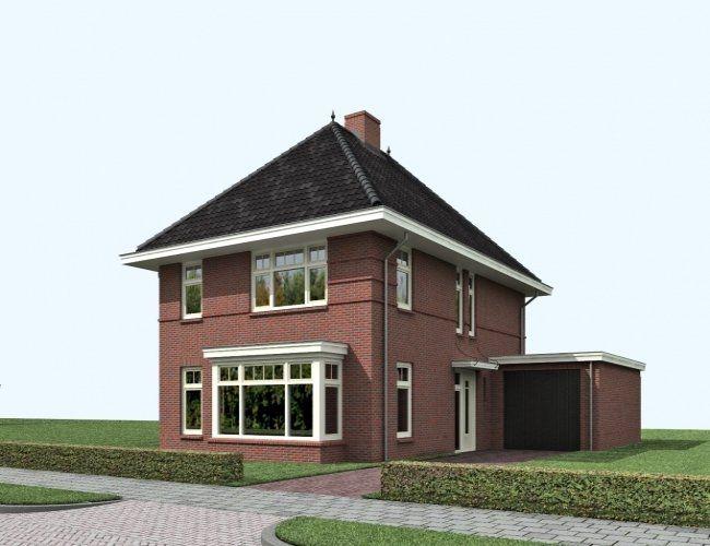 Jaren 30 - Woonvoorbeelden | Stapsgewijsbouwen.nl