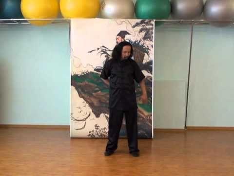 гимнастика цигун для суставов, 18 лечебно-оздоровительных упражнений, ля...