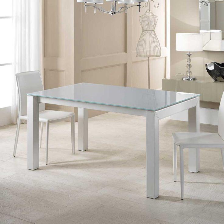 25 best ideas about esstisch glas ausziehbar on pinterest. Black Bedroom Furniture Sets. Home Design Ideas
