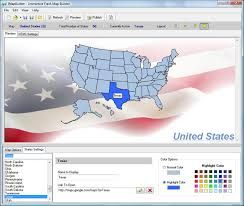 Best Interactive Map Builder Images On Pinterest Interactive - Us map making software