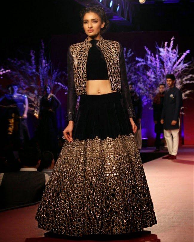 Fashion: Manish Malhotra Wedding Collection 2014