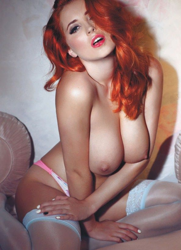 Hot Sexy Nude Women Redhead - The best free erotic photo. Sexy girls with hot boobs in high definition  quality. Nude red hair with big natural breast photo.