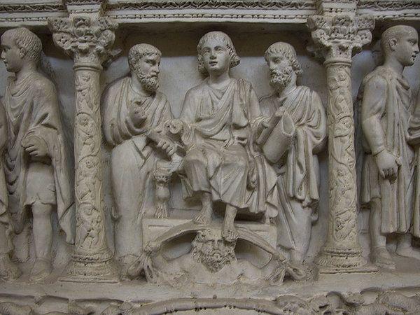 Sarcophagus of Junius Bassus | Early Christian | Khan Academy
