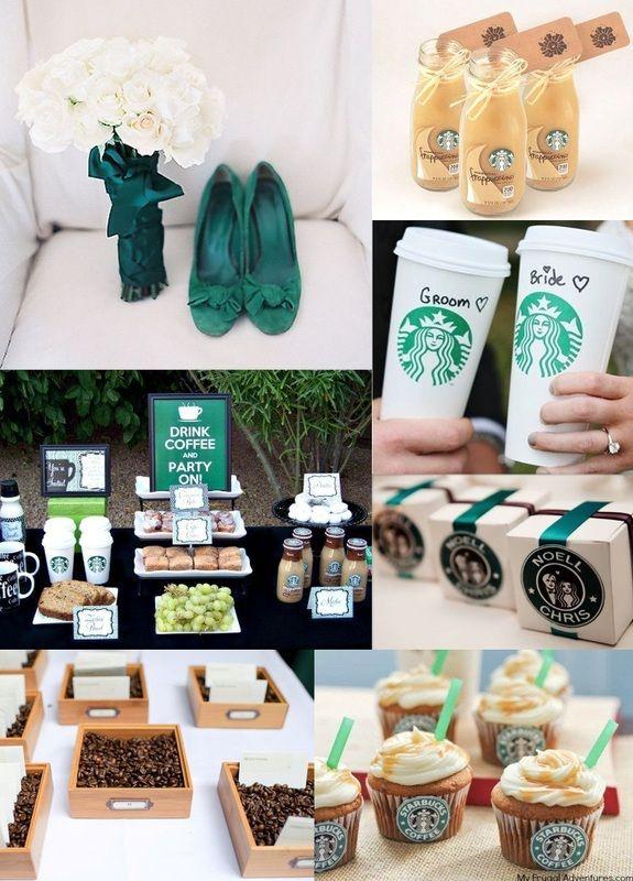 Be Inspired: Starbucks Coffee Details