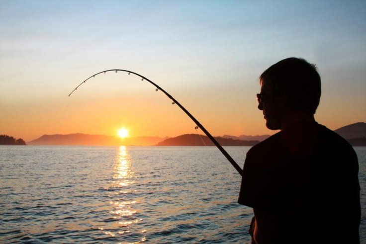 Home to Canada's Best Fishing  Ucluelet - Life on the Edge  www.ucluelet.travel