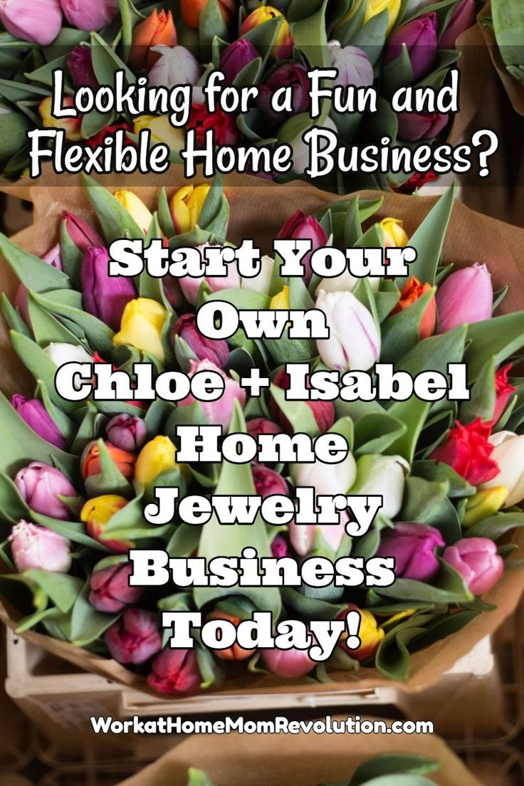 Start Your Own Chloe + Isabel Home Business! If you love jewelry and accessories, this is the perfect work at home opportunity for you! You can make money from home!