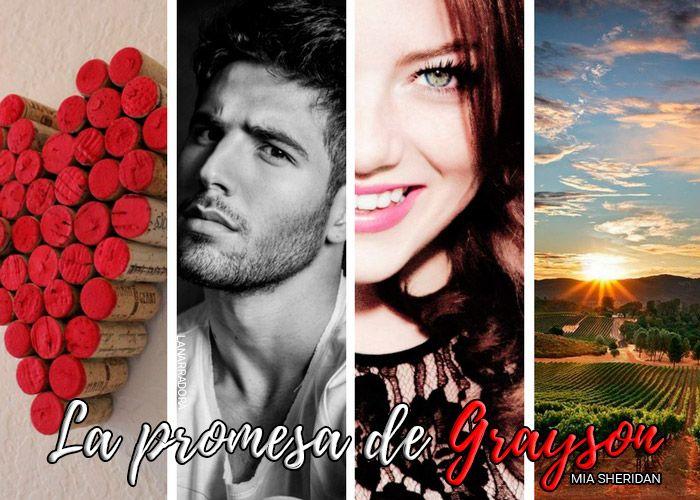 [Reseña] La promesa de Grayson de Mia Sheridan