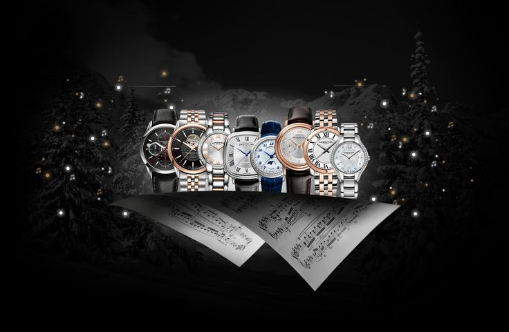 I have entered @RAYMOND WEIL's #Christmas #Contest to find out my personal style and try to win a #luxury #Swiss @Jamie Santiago