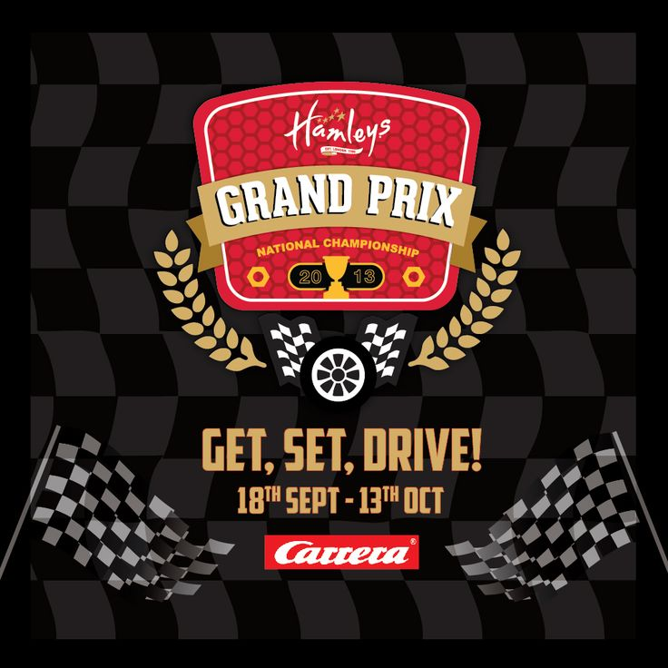 Hamleys India presents the Hamleys Grand Prix!  Do you love Speed? Do you love Thrill? Come to any Hamleys store and participate in the Hamleys Grand Prix between 18th Sept - 13th October at Infiniti Mall, Malad