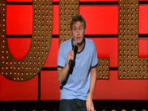 Russell Howard Live At The Apollo. It's long... but worth it!