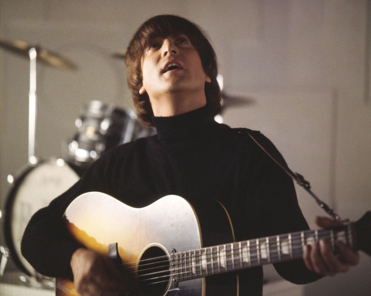 John Lennon Vintage the Beatles Playing Guitar Poster or Photo | eBay
