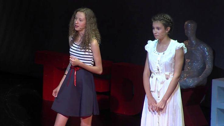 Learning with joy | Pavla Geschwandtnerová & Tereza Rebeka Koreňová | TE...