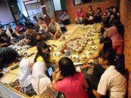 witwiiww jd pengen endut lihat foto hamparan makanan di gath SF SOLO 1 Sep
