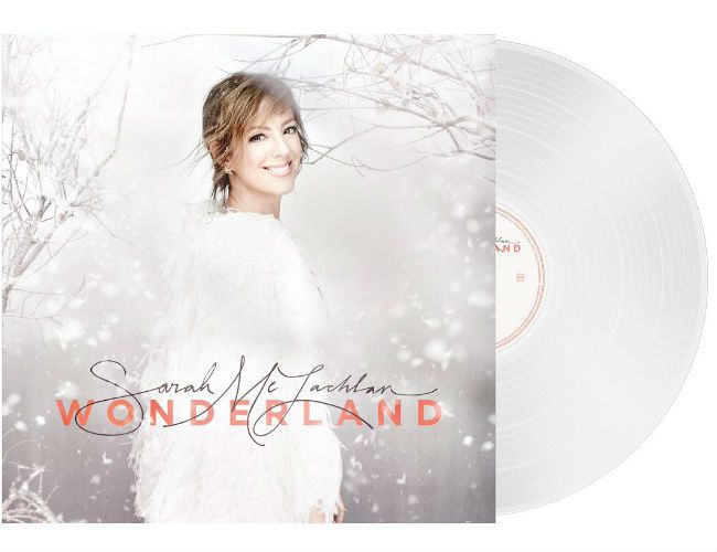 On 8th day of Christmas ... I listened to Wonderland by Sarah McLachlan