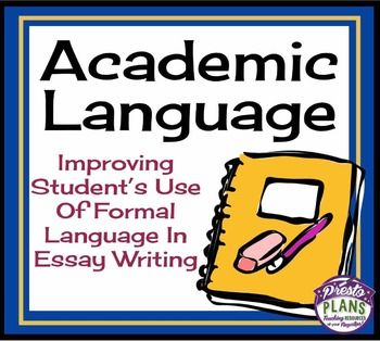 formal academic argument essay Strong papers are not overly general and correctly utilize formal academic argument as conversation, academic writing can be thought longer essay involving.