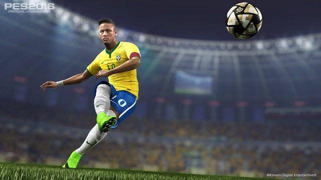 Pro Evolution Soccer 2016 Free Download Full Crack