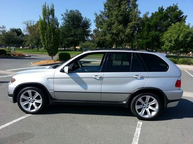 2005 silver bmw x5 suv 4.8is 4dr suv   2005 BMW X5 4.8is - Photo 7 - Walnut Creek, CA 94597