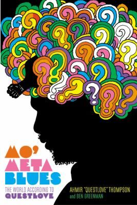 "Mo' Meta Blues by Ahmir ""Questlove"" Thompson and Ben Greenman Read the hell out of this, was so upset when I was done.  MUST READ for music nerds."