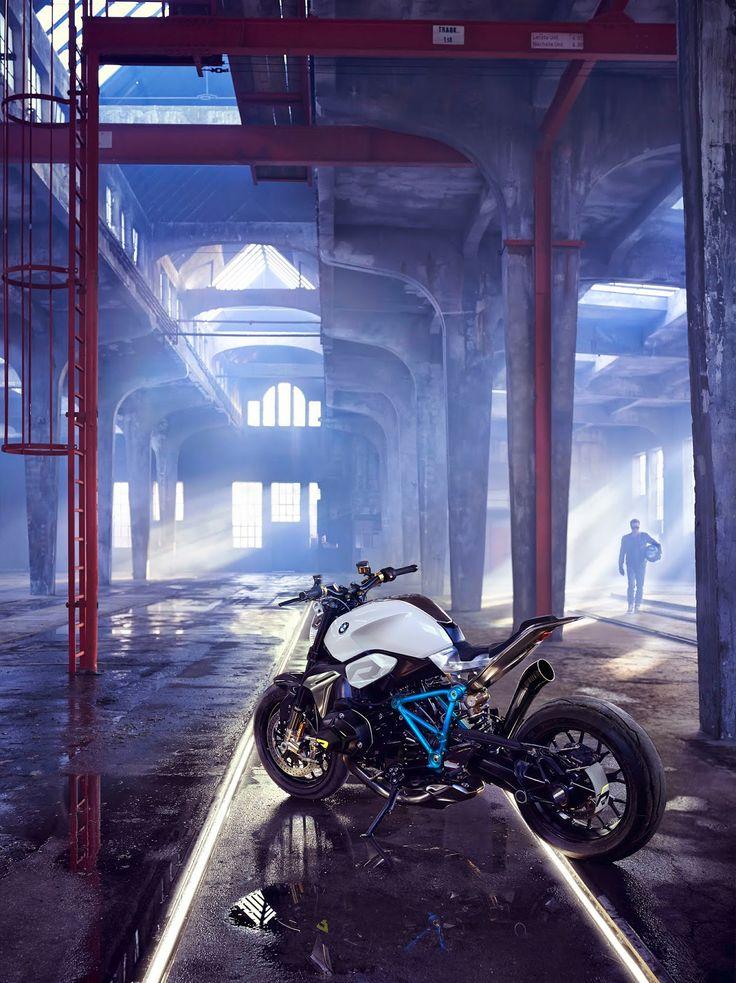 """КЛАССНЫЕ ФОТО АВТО! (и не только) - BMW Concept Roadster. Новые формы для """"оппозитника"""" или """"баварская революция""""."""