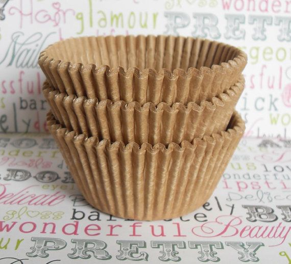 So amazing! I could see a white/cream themed party with these cupcake liners...natural, unbleached on Etsy. 500/$19.50! It's a steal!!