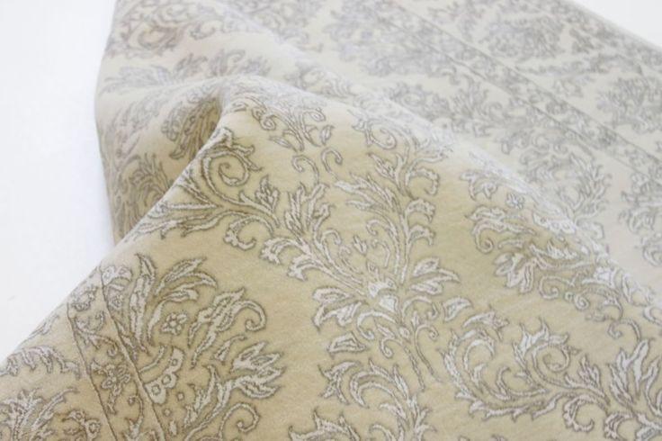 Tabriz Woll Silk Handgeknüpft orientalisch Teppich 240 x 172 cm orient matto Rug