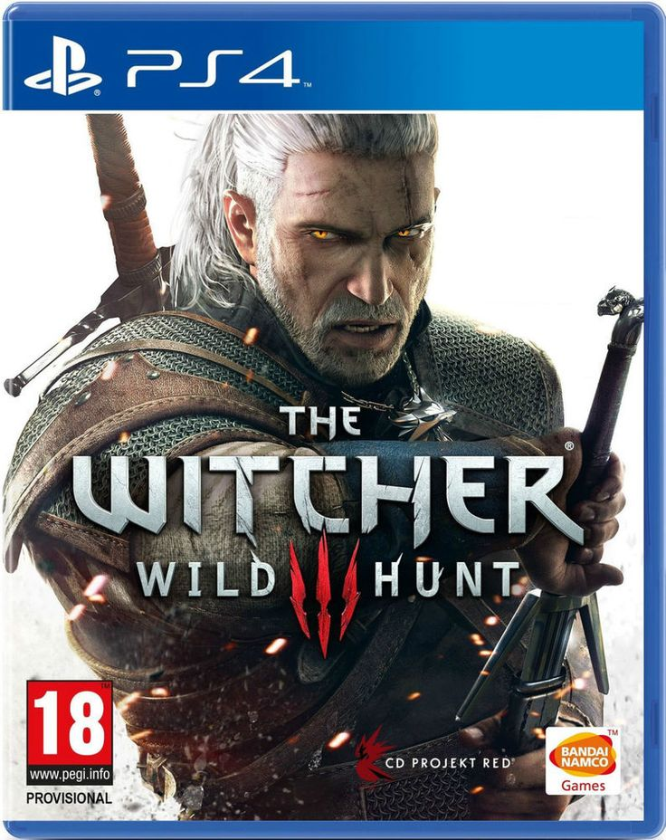 The Witcher 3: Wild Hunt GOTY Edition for PS4 original  | eBay
