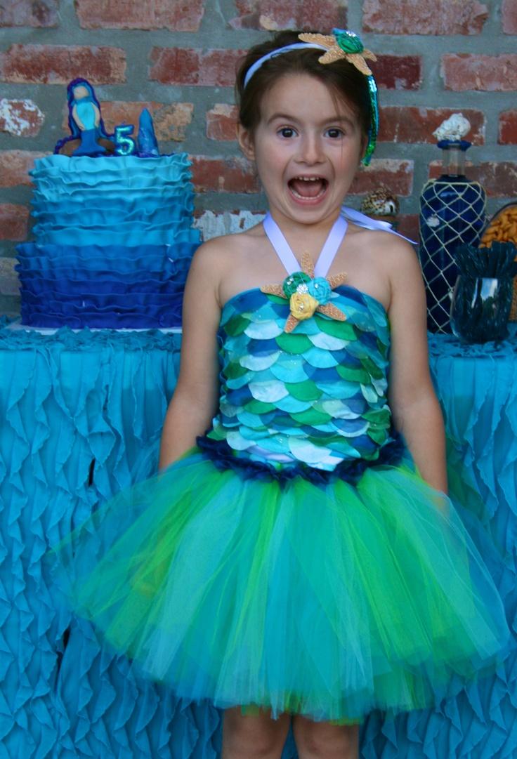 Süßeste Meerjungfrau überhaupt! Etsy: MyaPapayaBoutique