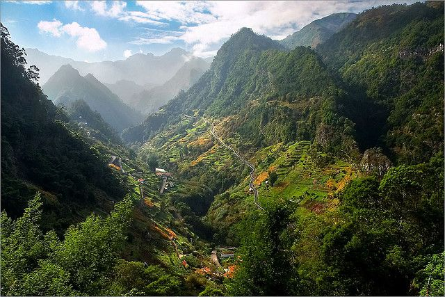 Madeira scenery by sebisyg on Flickr.