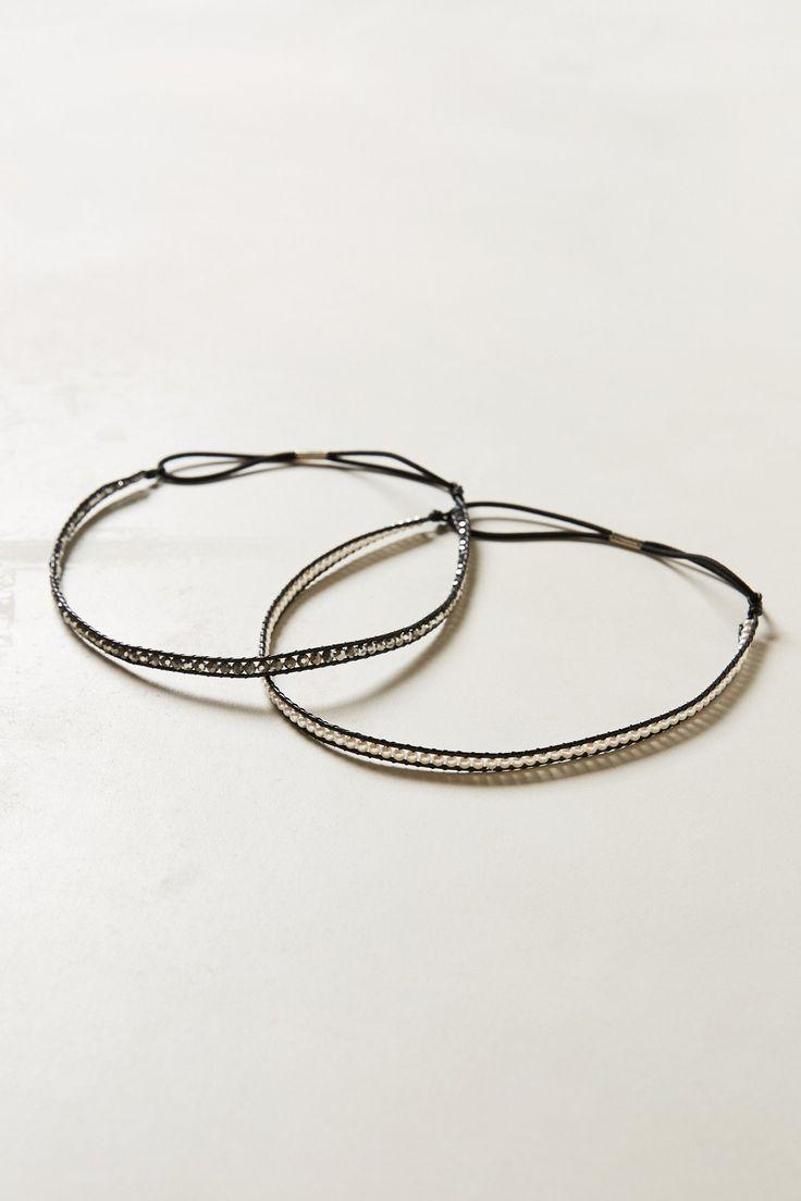 Flickering Headband Set - anthropologie.com