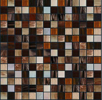 burnt orange backsplash tiles - Google Search