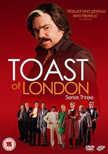 Toast Of London: Series 3 [DVD]: Amazon.co.uk: Matt Berry: DVD & Blu-ray