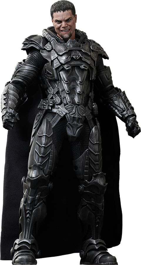 General Zod sixth scale figure by Hot Toys