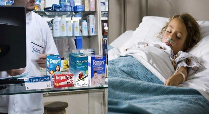 OJO CON ESTO: EL PARACETAMOL ESTÁ MATANDO LENTAMENTE A LOS NIÑOS, LOS DOCTORES HAN DICHO QUE EL 90% DE NIÑOS QUE MUEREN… Generalmente cuando nos duele el estómago, la cabeza o se nos presenta un dolor muscular, nos auto medicamos con ibuprofeno o paracetamol, los fármacos muy comunes en el mercado y las personas no…