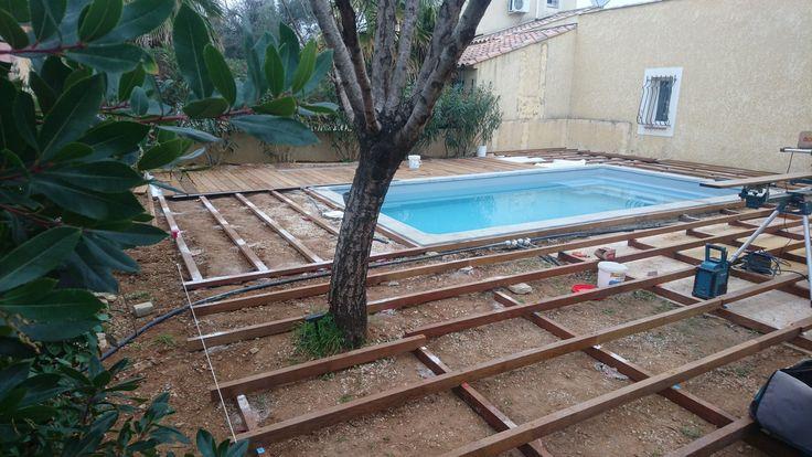 bois exotiques pour terrasse et contour de piscine Parquet et terrasse