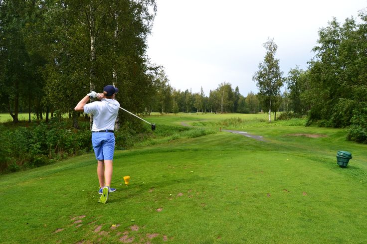 Kalafornia Golf, Pori  Take a look Two-in-one golf package.