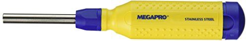 Megapro 151SS 15-In-1 Stainless Steel Driver, Yellow/Blue