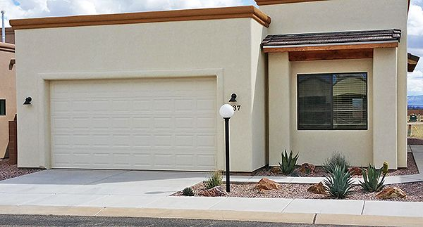 11/13/16. Coveted 3BR/2BA plan located in 55+ Vista View Resort. Gorgeous granite counter tops, wood laminate & recessed lighting. Coffered ceiling walk-in closet, dual sinks in MBA. Covered patio w/mtn views. Amenities: pool, spa, clubhouse within walking distance. $140,500. Call Lindsay Southwick, 856-308-8842, or email LindsaySouthwick.realtor@gmail.com. Tierra Antigua Realty. Direct MLS link at www.AZrealestatepress.com. Get more info on page 28 of the current REP.