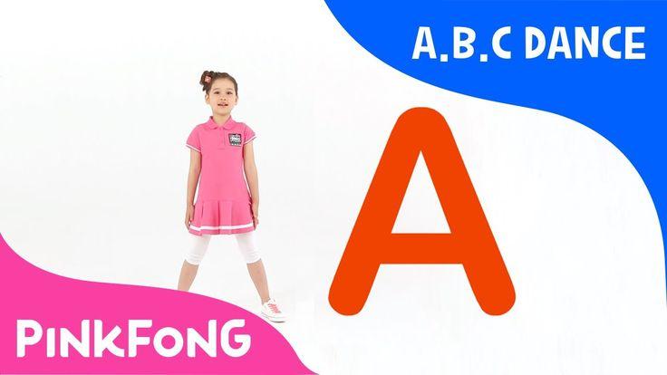 A.B.C Dance | ABC Dance | Pinkfong Songs for Children