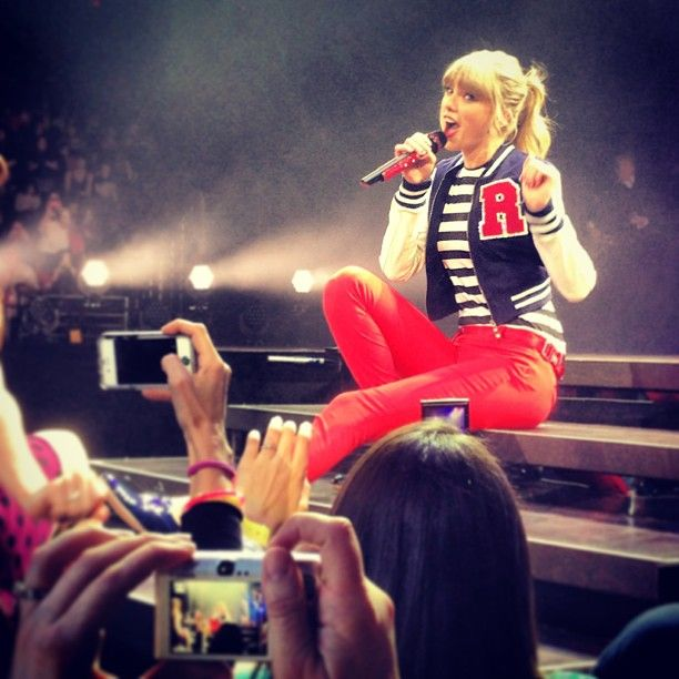 Chapter 12: RED Tour