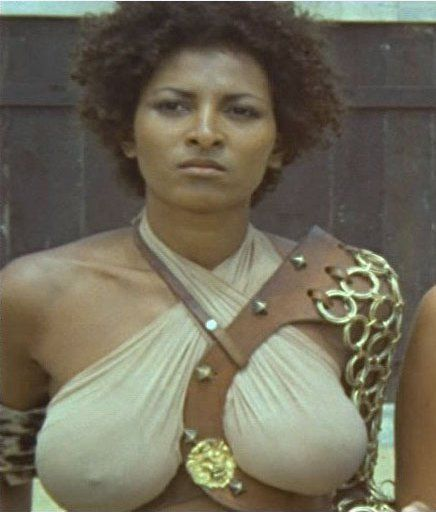 pam grier naked tits