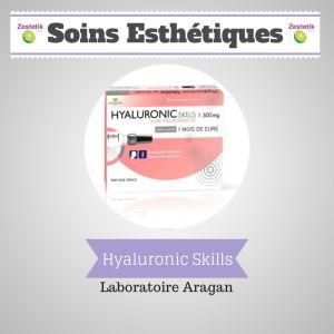 Le laboratoire Aragan bien connu pour se spécialiser dans le développement de produits de santé à base d'ingrédients naturels présente une n...http://zestetik.fr/magazine/hyaluronic-skills-pour-peau-plus-tonique/